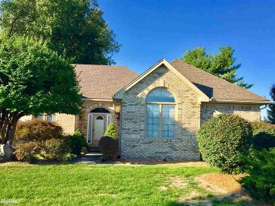 Sterling Heights Single Family Home For Sale: 3971 Lake Forest Dr