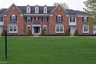 Rochester Hills Condo/Townhouse For Sale: 1675 Huntington Park