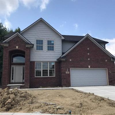Clinton Township Single Family Home For Sale: 41855 Antoinette Unit 40