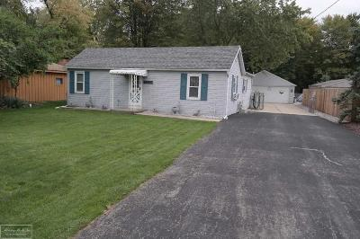 Chesterfield  Single Family Home For Sale: 48460 Fuller