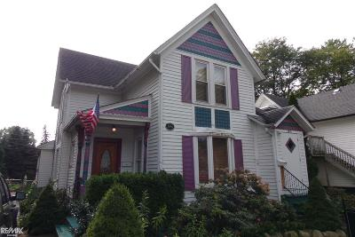 Mount Clemens Multi Family Home For Sale: 87 Lincoln