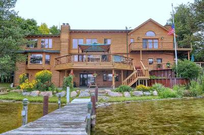 Clarkston Single Family Home For Sale: 8805 Ellis Rd
