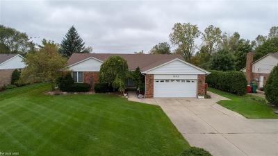 Chesterfield  Single Family Home For Sale: 51915 Fairchild