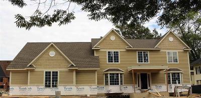 Grosse Pointe Single Family Home For Sale: 314 University