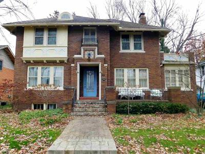 Mount Clemens Single Family Home For Sale: 95 S Wilson Blvd