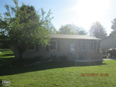 St. Clair Single Family Home For Sale: 208 S Lester