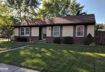 Chesterfield Single Family Home For Sale: 49201 Kimberly Ann Ln