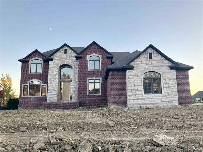 Macomb Single Family Home For Sale: 16458 Via Montella