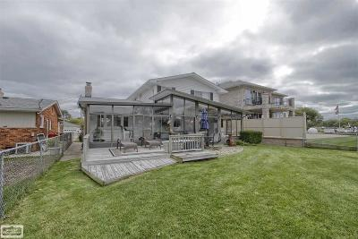 Macomb Single Family Home For Sale: 38063 Huron Pointe Drive
