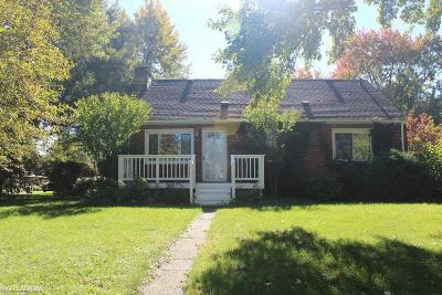 Clinton Township Single Family Home For Sale: 23340 Iroquois