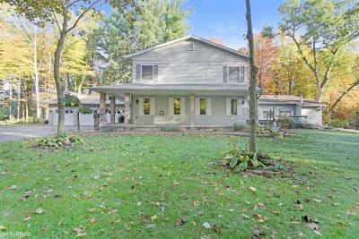 St. Clair Single Family Home For Sale: 4100 Old Forge Dr