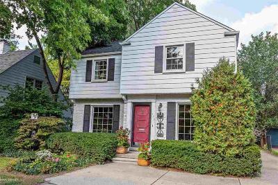 Grosse Pointe Farms Single Family Home For Sale: 170 Moross Rd
