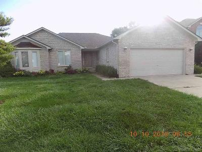 Macomb Single Family Home For Sale: 54834 Pimenta