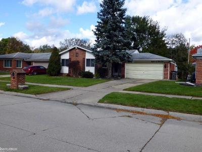Macomb Single Family Home For Sale: 18035 Fairwood Dr