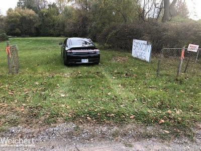 Residential Lots & Land For Sale: 37395 Utica