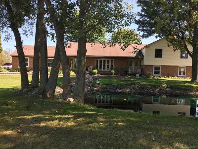 St. Clair Single Family Home For Sale: 13775 Mesmer