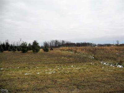 Lapeer Residential Lots & Land For Sale: Windmill Lane