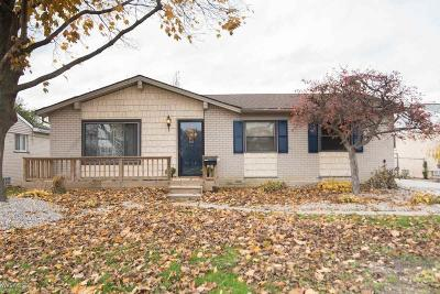 Sterling Heights Single Family Home For Sale: 37211 Castleton Dr