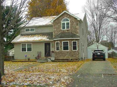 Mount Clemens Single Family Home For Sale: 1500 Westlawn St