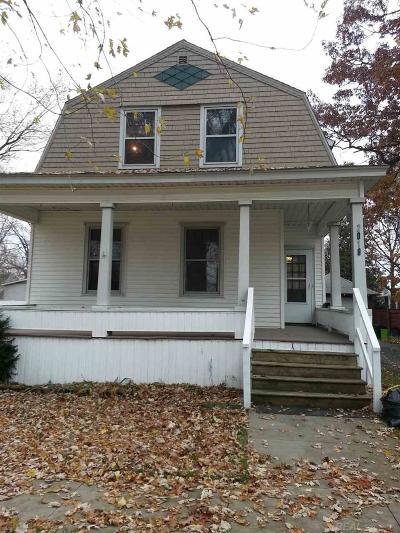 Port Huron Single Family Home For Sale: 2019 Elk St