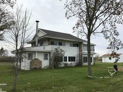 Ray Twp Single Family Home For Sale: 60233 North Avenue
