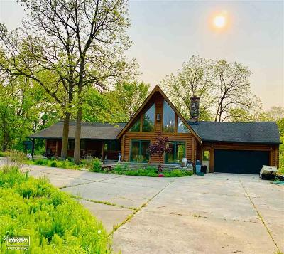 St. Clair Single Family Home For Sale: 7508 S Sayles