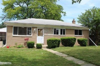 Macomb Rental For Rent: 15929 Common