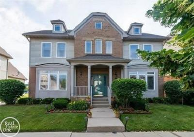 Detroit Single Family Home For Sale: 4118 Aretha