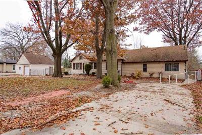 Macomb Multi Family Home For Sale: 30835 Park