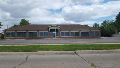 Commercial Lease For Lease: 21600 Harper Ave
