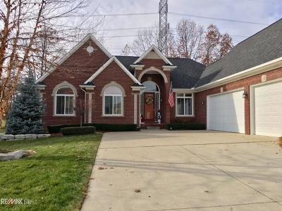 Shelby Twp Single Family Home For Sale: 54763 Glen Oaks