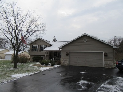 Temperance Single Family Home For Sale: 2325 Devonshire
