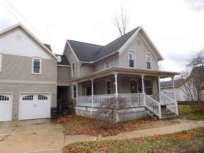 Dundee Single Family Home For Sale: 319 Riley