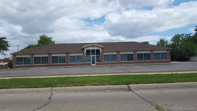 Commercial Lease For Lease: 21600 Harper