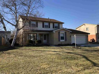 Clinton Township Single Family Home For Sale: 39237 Sunderland Dr