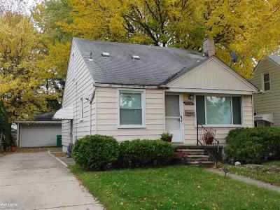 Eastpointe Single Family Home For Sale: 22058 Nevada