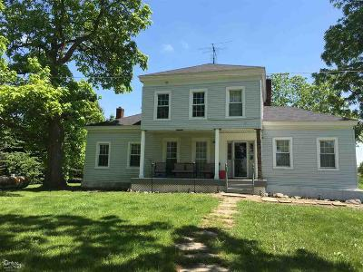 St. Clair Single Family Home For Sale: 894 Holmes