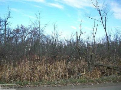 Lapeer Residential Lots & Land For Sale: Welch