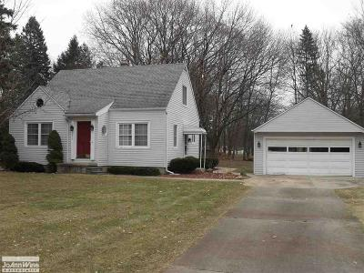 St. Clair Single Family Home For Sale: 3670 Parker
