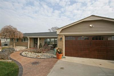 Macomb Single Family Home For Sale: 39430 Venetian Dr