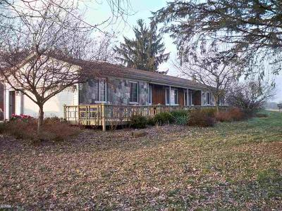 Lapeer Single Family Home For Sale: 3842 Herd