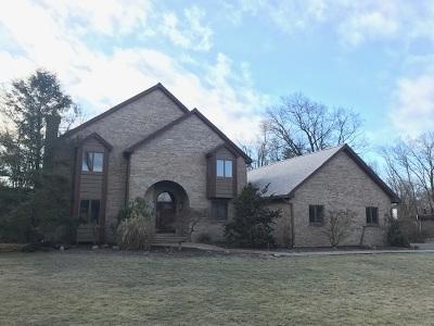 Lambertville Single Family Home For Sale: 3987 Sterns