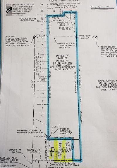Residential Lots & Land For Sale: Ridge Rd