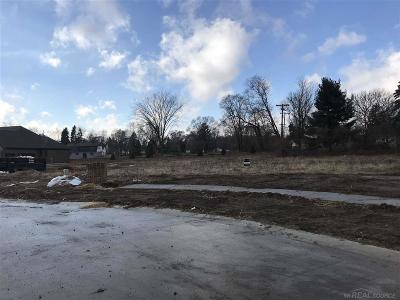 Shelby Twp Residential Lots & Land For Sale: 8587 Deanna Ln