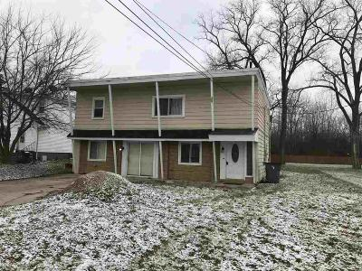 Clinton Township Single Family Home For Sale: 34053 Oakview St