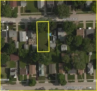 Warren Residential Lots & Land For Sale: 12444 Vernon