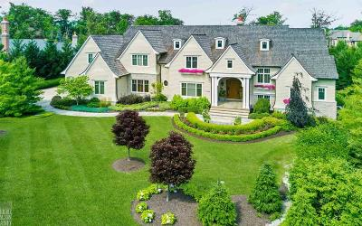 Bloomfield Hills Single Family Home For Sale: 2764 Turtle Lake Dr