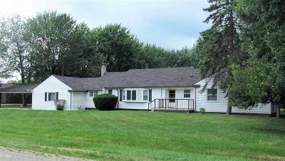 Clinton Township Single Family Home For Sale: 36567 Eaton