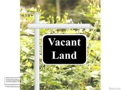 Armada, Armada Twp Residential Lots & Land For Sale: 73282 Castle Court (Parcel G)
