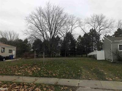 Warren Residential Lots & Land For Sale: 13859 Sherman